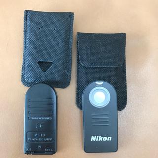 Nikon - ニコン 純正リモコン