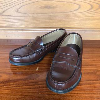 ハルタ(HARUTA)のハルタ ローファー ハルタ 学生 21.5cm (ローファー/革靴)