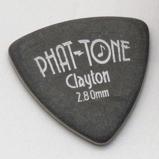 クレイトン ベース用ピック PHAT-TONE トライアングルシェイプ(その他)