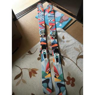 スキー板 アルマダ TSTw 165cm(板)