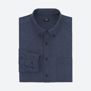 ユニクロ(UNIQLO)のユニクロ   フランネルシャツ(シャツ)