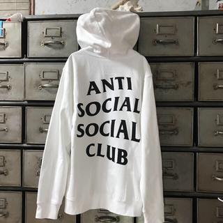 アンチ(ANTI)のアンチソーシャルソーシャルクラブ  (パーカー)