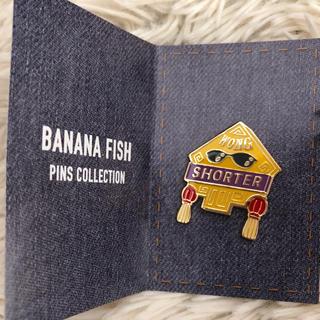バナナフィッシュ(BANANA FISH)のBANANAFISH cafe&var ショーター ピンバッチ(バッジ/ピンバッジ)