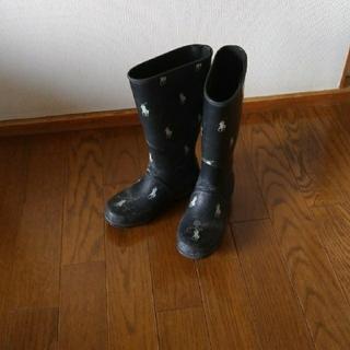 ポロラルフローレン(POLO RALPH LAUREN)のラルフローレン レインブーツ 19cm(長靴/レインシューズ)