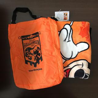 ディズニー(Disney)のディズニー ブランケット 収納ケース付き(おくるみ/ブランケット)