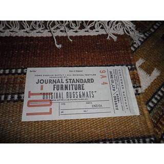 ジャーナルスタンダード(JOURNAL STANDARD)のご専用 ジャーナルスタンダードファニチャー ラグ ネイティブ オルテガ(ラグ)