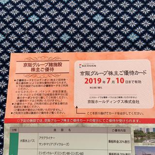 ケイハンヒャッカテン(京阪百貨店)の京阪グループ株主優待(その他)