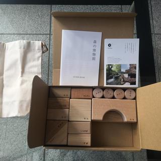 ボーネルンド(BorneLund)のOrk Village オークヴィレッジ  積み木 つみき 新品未使用(積み木/ブロック)