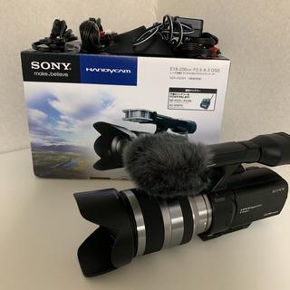 ソニー(SONY)のSONY VG20H(ビデオカメラ)