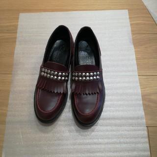 パドローネ(PADRONE)のパドローネ ローファー 37(ローファー/革靴)