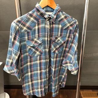 セマンティックデザイン(semantic design)のsemantic design ワイシャツ 七分袖(シャツ)