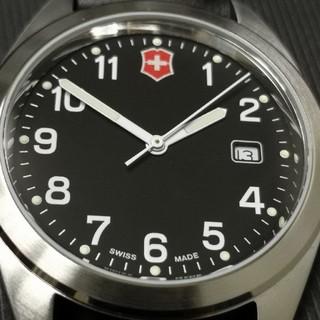 ビクトリノックス(VICTORINOX)の新品 送無 ビクトリノックス Victorinox Garrison スイス製(腕時計(アナログ))