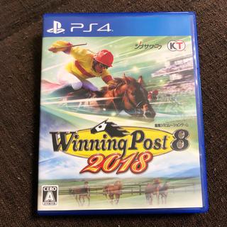 コーエーテクモゲームス(Koei Tecmo Games)のウイニングポスト8 2018(家庭用ゲームソフト)