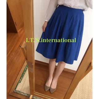 イッツインターナショナル(I.T.'S.international)のI.T.'S.international✨スカート(ひざ丈スカート)