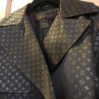 ルイヴィトン(LOUIS VUITTON)のLOUIS  VITTON  ロングコート  ☆超美品新品同様品☆(ロングコート)