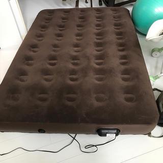 簡易エアベッド(簡易ベッド/折りたたみベッド)