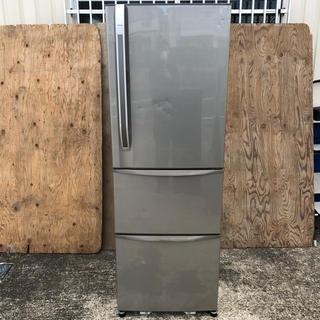 東芝 - 近郊送料無料♪ 375L 3ドア冷蔵庫 東芝 GR-38ZT