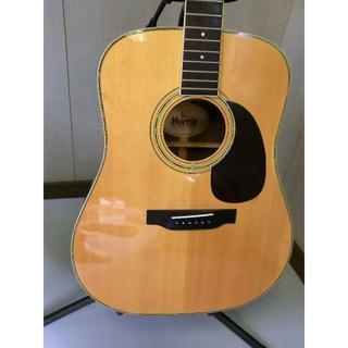 Morris W-30アコースティックギター本体(クラシックギター)