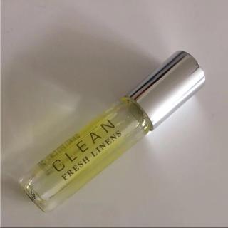 クリーン(CLEAN)のクリーン CLEAN 香水 フレッシュリネン 5ml 新品未使用(ユニセックス)