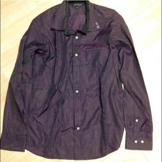 メイルアンドコー(MALE&Co.)のMALE&Co.紫シャツ(シャツ)