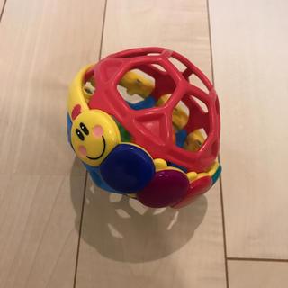 サッシー(Sassy)のオーボール カラフル ガラガラ(ボール)
