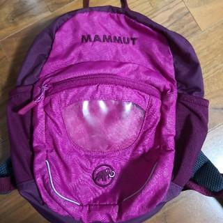 マムート(Mammut)のMAMMUT キッズ リュックサック(リュックサック)
