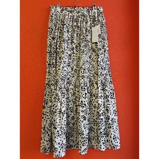 しまむら - ❥新品未使用❥しまむら レオパード プリーツスカート