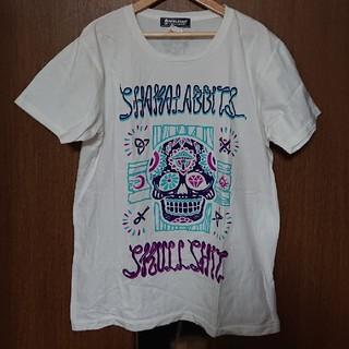 スカルシット(SKULL SHIT)のSHAKALABBITS SKULLSHITコラボTシャツ(Tシャツ/カットソー(半袖/袖なし))