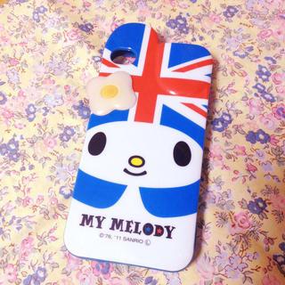 マイメロ iPhone4Sケース(モバイルケース/カバー)