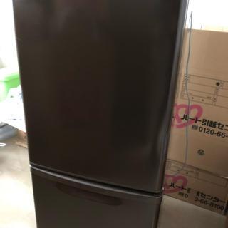 パナソニック(Panasonic)の単身用の冷蔵庫(冷蔵庫)