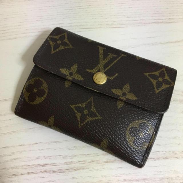 super popular d2f7d d893f ルイヴィトン・小さめ財布 | フリマアプリ ラクマ