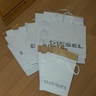 ディーゼル(DIESEL)のディーゼル紙袋(その他)