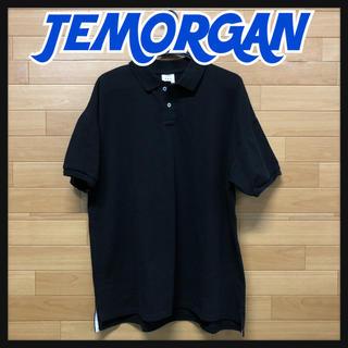 ジェーモーガン(JEMORGAN)のJEMORGAN メンズ シャツ ブラック [H74](Tシャツ/カットソー(半袖/袖なし))