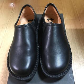 トリッペン(trippen)のめだか様専用☆trippen トリッペン  yen  ブラック(ローファー/革靴)