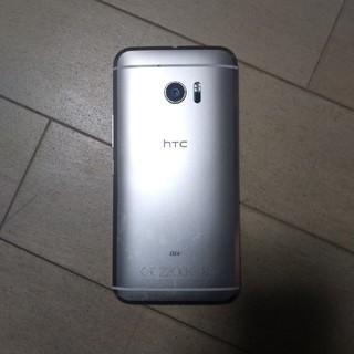 ハリウッドトレーディングカンパニー(HTC)のau HTC 10(スマートフォン本体)