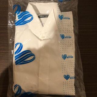 トウレ(東レ)のクリーニング済★タキシード用シャツ(シャツ)