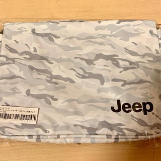 ジープ(Jeep)のJeep トラベルポーチ(旅行用品)