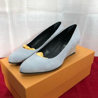 トッズ(TOD'S)の未使用 TOD'S トッズ パンプス ヒール 靴 正規品(ハイヒール/パンプス)