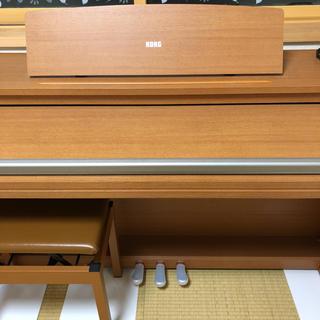 コルグ(KORG)の電子ピアノ(電子ピアノ)