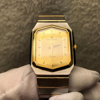 ウォルサム(Waltham)のWALTHAM レディース腕時計(腕時計)