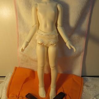 ボークス(VOLKS)のSDM ホワイト肌 座りっ子ボディ(ぬいぐるみ/人形)