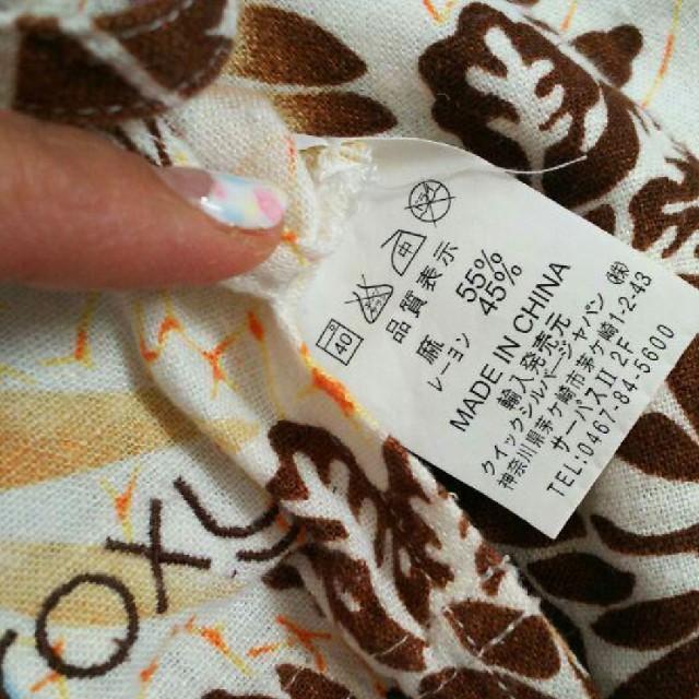 Roxy(ロキシー)のROXY★麻混ロキシーのトップス レディースのトップス(キャミソール)の商品写真