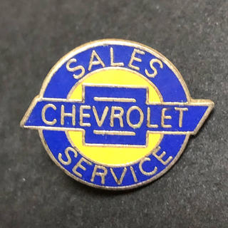 シボレー(Chevrolet)のCHEVOLET 販売店 ピンバッジ(その他)