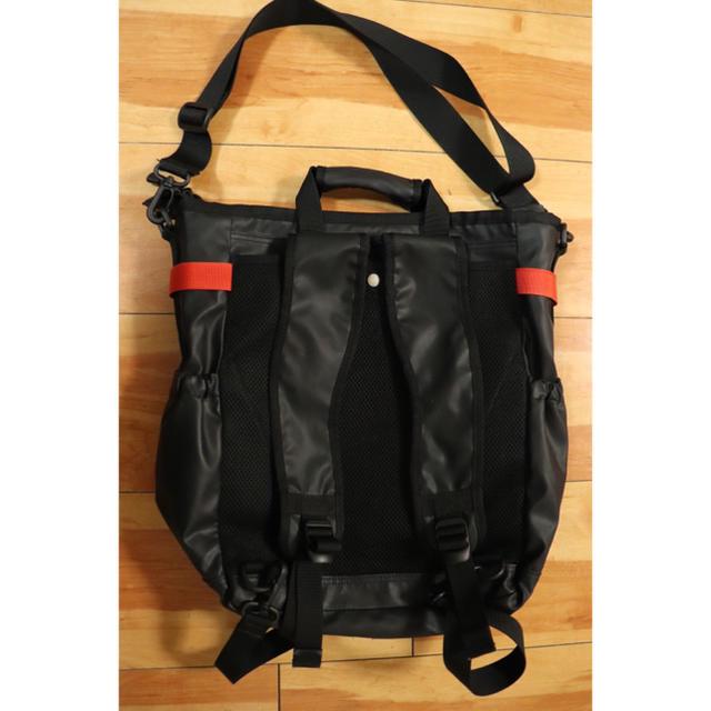 NOMADIC(ノーマディック)の5/20まで出品❗️NOMADIC ターポリン 3WAYトート 品番 TP34 メンズのバッグ(トートバッグ)の商品写真