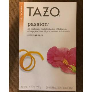 スターバックスコーヒー(Starbucks Coffee)のtazo パッション(茶)