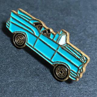 シボレー(Chevrolet)のピンバッジ(車外アクセサリ)