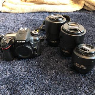ニコン(Nikon)のNikon D7100(デジタル一眼)