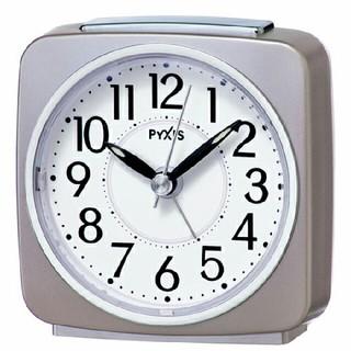 セイコー(SEIKO)のPYXIS 目覚まし時計(置時計)