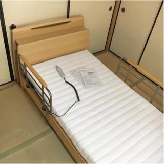 電動リクライニング 介護用ベッド&マットレス(その他)