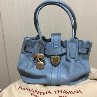 サマンサタバサニューヨーク(SAMANTHA THAVASA NEW YORK)のSamantha thavasa new York バック(ハンドバッグ)